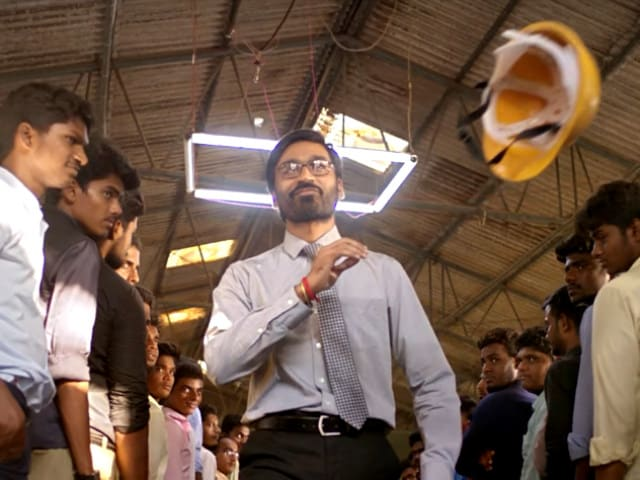 VIP 2 Trailer: Dhanush Stumps Kajol With His Winning One-Liners