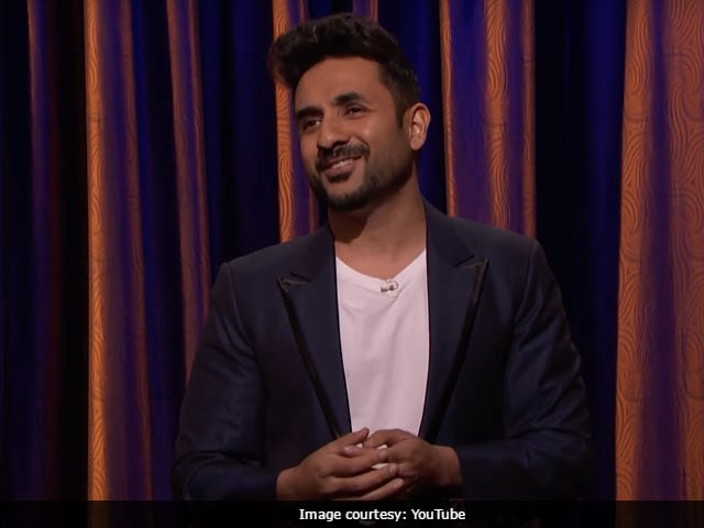 Vir Das Makes Variety's '10 Comedians To Watch' List