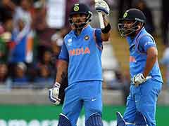 Champions Trophy: Virat Kohli Fastest To Score 8000 ODI Runs