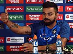 Champions Trophy: Virat Kohli Finds Surprise Fan In English Snooker Player