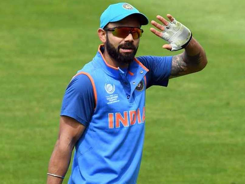 ICC Champions Trophy 2017: Virat Kohli Does Out Of The Box Training Ahead Of Clash Vs South Africa