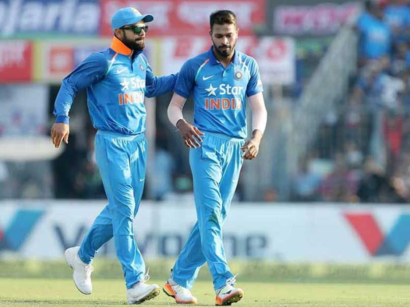 ICC Champions Trophy 2017: Virat Kohli In Awe Of Hardik Pandya's All-Round Abilities