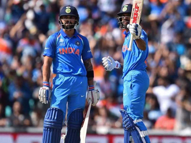 ICC Champions Trophy 2017: India Outclass South Africa By 8 Wickets To Book Semi-Final Berth