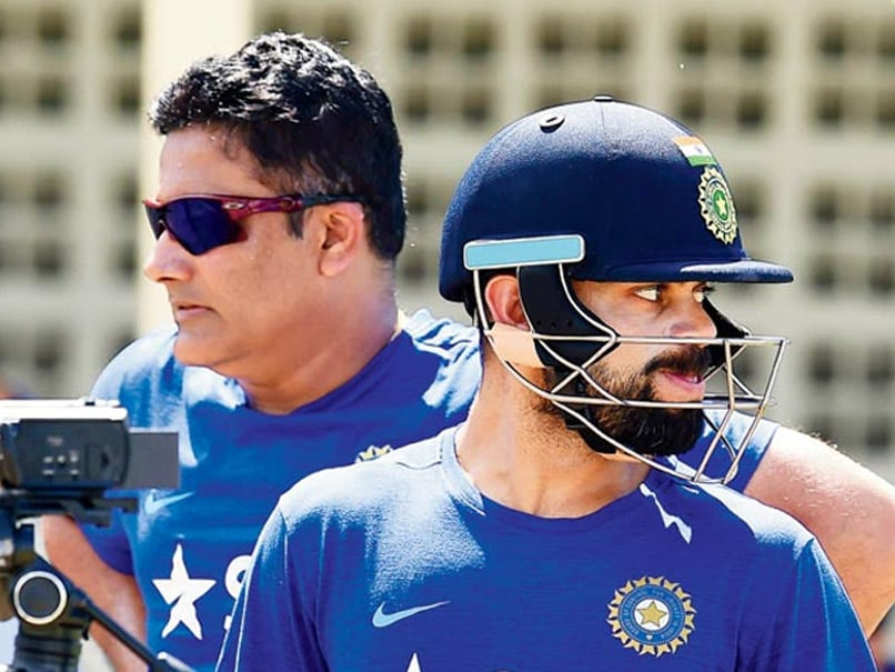 Virat Kohli's 'Strong Reservations' About Anil Kumble Leaves CAC in Fix: Report