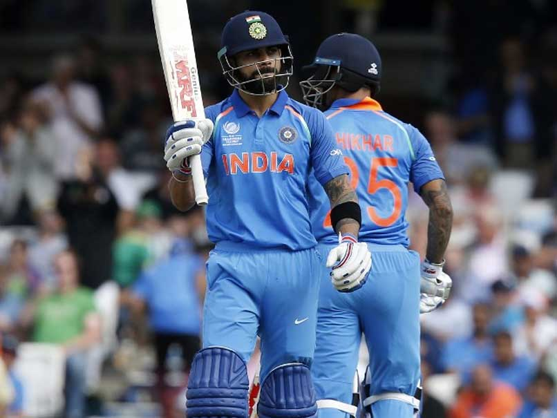 Champions Trophy 2017: India thrash South Africa to reach semi-final