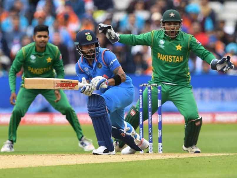 ICC Champions Trophy 2017: Virat Kohli, Yuvraj Singh Half-Centuries Batter Pakistan