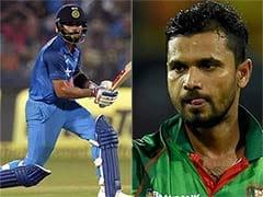 Champions Trophy, India vs Bangladesh: Last 5 Matches