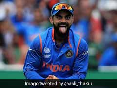 Virat Kohli's Hilarious Expression Becomes A Meme And It'll Make You LOL