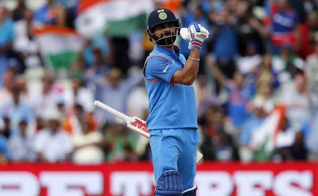 INDvsWI : विराट के रिकॉर्ड शतक के साथ इंडिया ने विंडीज की धरती पर लगाई वनडे सीरीज में जीत की 'हैट्रिक'