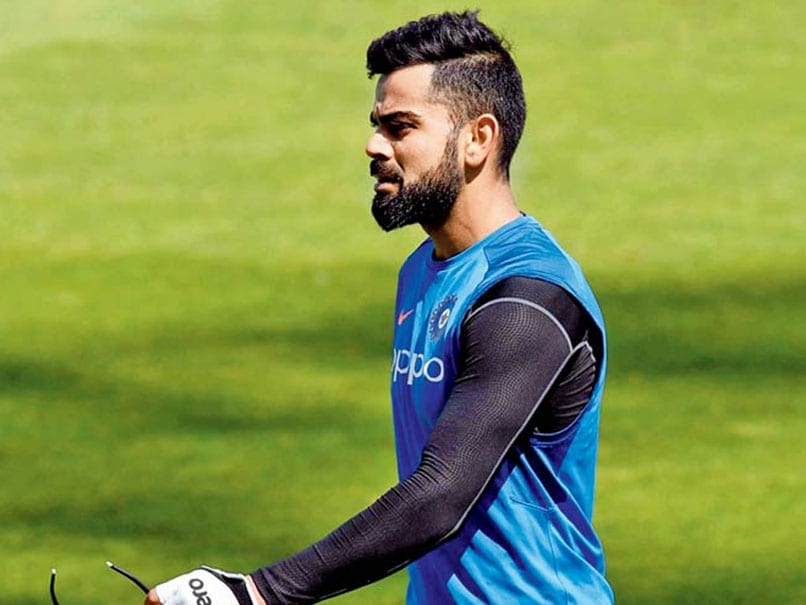 Champions Trophy: I Take Huge Inspiration From MS Dhoni, Says Virat Kohli
