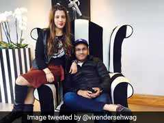 Virender Sehwag's Wife Thinks He's A 'King.' Why He's Not Happy About It