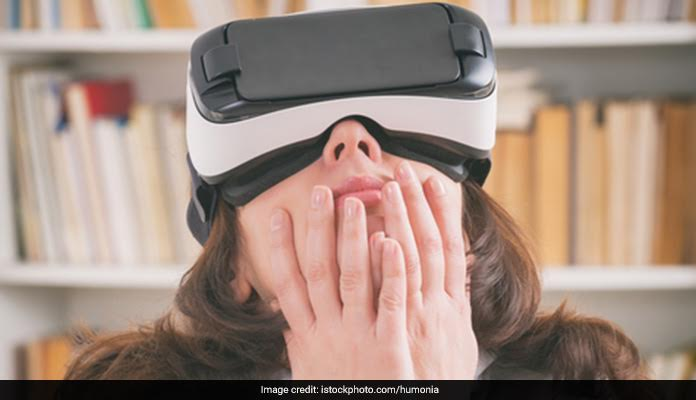 Virtual Reality Allows Mind To Be Distracted From Pain