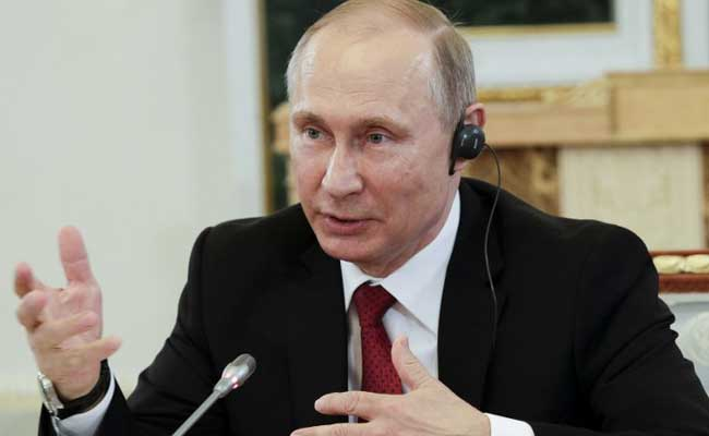 Russia Has Never Been Involved In Election Hacking: Vladimir Putin