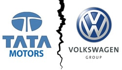 Tata Motors And Volkswagen Joint Platform Development May Not Happen