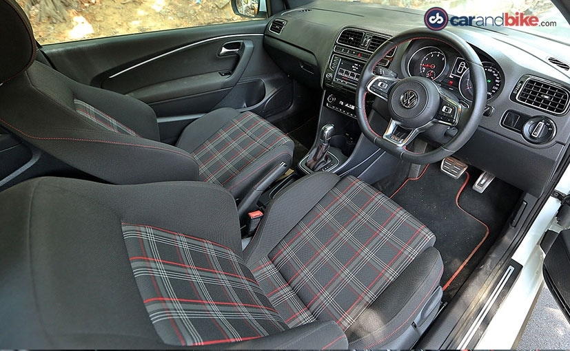 vw polo gti cabin