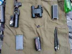 नदी के रास्ते PoK से हथियारों का जखीरा लाने की फिराक़ में थे आतंकी, सेना ने किया नाकाम
