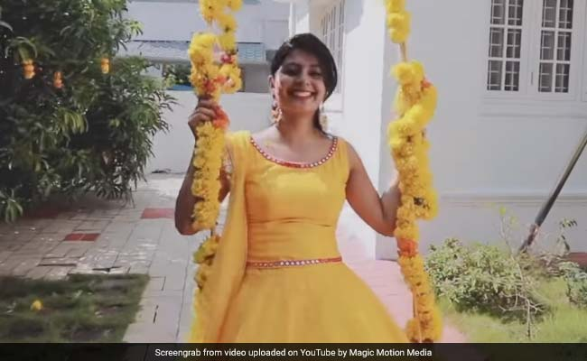 'One-Take Wonder' Bride Dances Up A Storm With Her Family In Viral Video