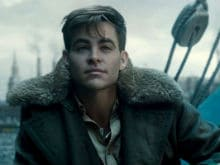 <I>Wonder Woman</i>'s Chris Pine Shows There Are Other Ways To Save The Day (And Break Our Hearts)
