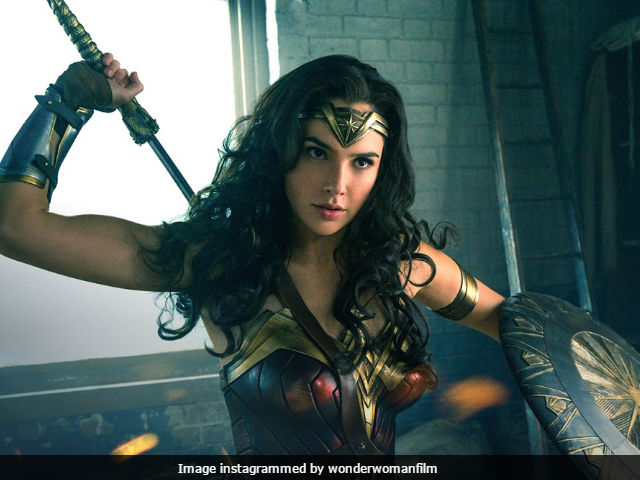 Wonder Woman hits top spot in United Kingdom  and USA  box office charts