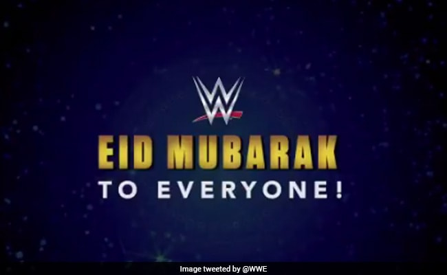 On Eid, A Surprise From WWE's Wrestling Superstars