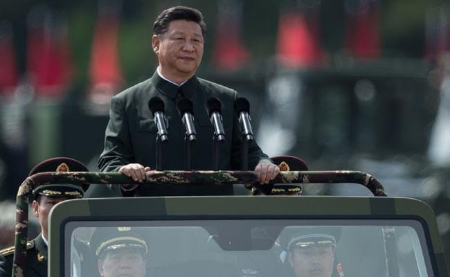 China President Xi Jinping Swears In New Hong Kong Leader Amid Protests