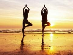Centre Launches App For Sharing International Yoga Day Experience