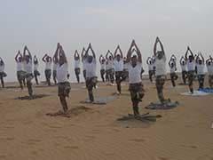 विश्व योग दिवस : सरहद से लेकर समंदर तक योग ही योग, सेना के जवान करेंगे योगाभ्यास