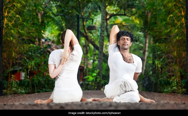 Just 25 mins of yoga can boost brain function, energy levels
