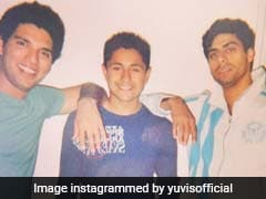 'That's My Jacket, Mr. Nehra', Yuvraj Singh Quips On Throwback Picture