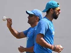 Rahul Dravid Urges Decisive Call On Mahendra Singh Dhoni, Yuvraj Singh's Role In Team