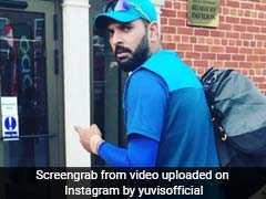 बांग्लादेश के खिलाफ मैच से पहले युवराज सिंह ने किया 'जादू', चौंकाने वाला वीडियो हुआ वायरल