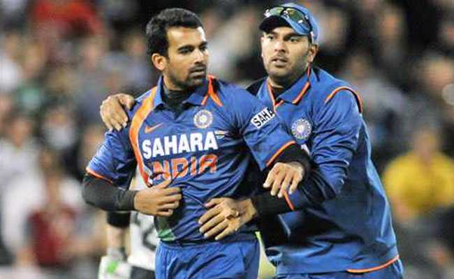 Zaheer Khan Hilariously Teases Yuvraj Singh. Twitter Loves It