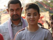<i>Dangal</i> Actress Zaira Wasim Rescued From Dal Lake After Accident