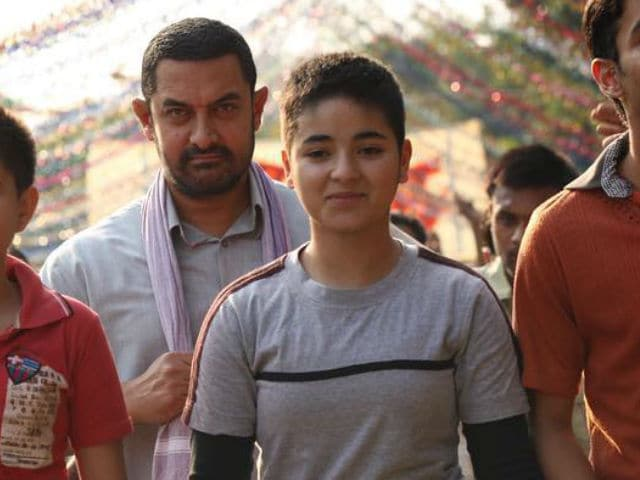 Dangal Actress Zaira Wasim Rescued From Dal Lake After Accident