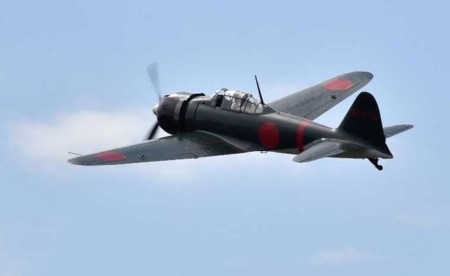 Dreaded World War II Zero Fighter Takes To The Skies Over Japan