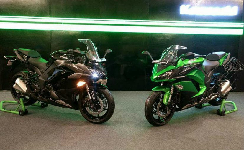 2017 kawasaki ninja 1000 launched