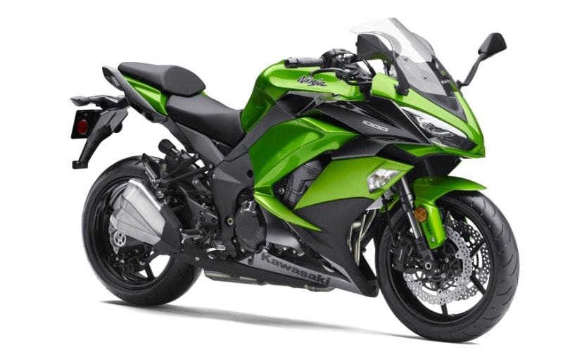 2017 Kawasaki Ninja 1000 Launched; Priced At &#8377 9.98 Lakh