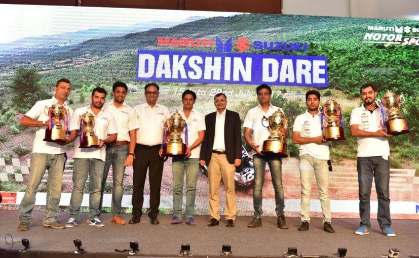 2017 maruti suzuki dakshin dare winners