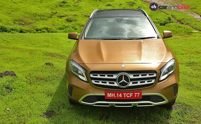 Mercedes-Benz launches facelifted GLA at Rs 30.65 lakh