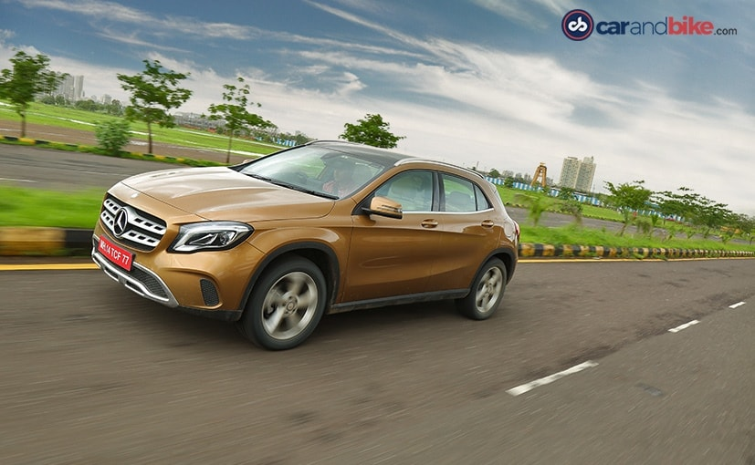 Mercedes-Benz set to launch facelifted GLA: Know price, features and specifications