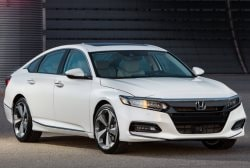 2018 Honda Accord Unveiled In The US