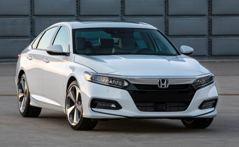 Honda recalls 1.2M Accords, says battery sensors can catch fire