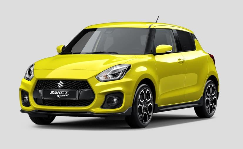 2018 Suzuki Swift Sport will be unveiled at the upcoming Frankfurt Motor Show