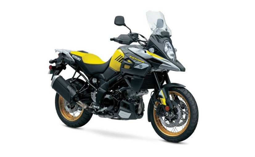 Exclusive: 2018 Suzuki V-Strom 1000 Launch Details Revealed