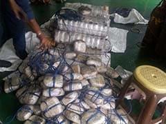 गुजरात में कोस्टगार्ड ने 3500 करोड़ रुपये की हेरोइन पकड़ी
