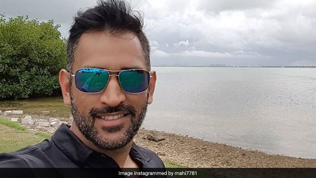 Birthday boy MS Dhoni follows only 1 person on Instagram