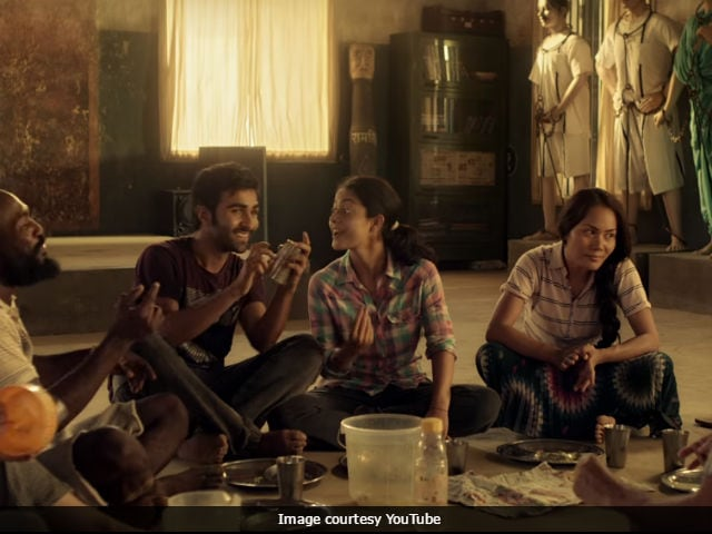 Qaidi Band Trailer: Newbies Aadar Jain And Anya Singh's Jailhouse Rock