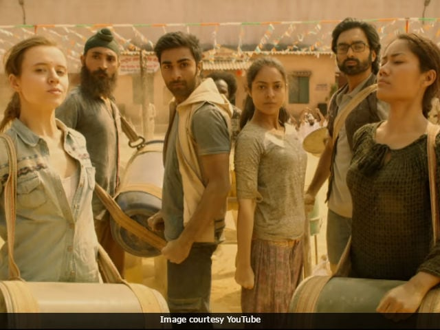 Qaidi Band's Song I Am India: Newbies Aadar Jain And Anya Singh Will Ignite Your Patriotic Spirit