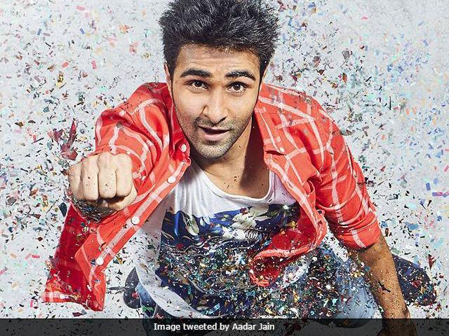 Meet Aadar Jain, The New 'Kapoor' On The Block