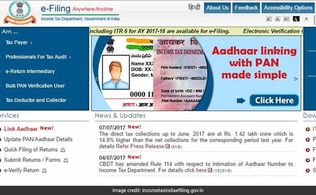 Linking Aadhaar With PAN: How To Do It Before August 31 Deadline
